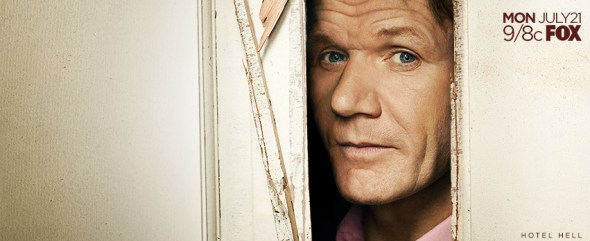 Hotel Hell TV show on FOX: season two ratings