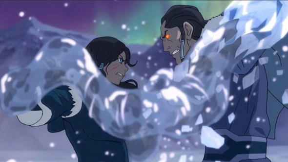 legend of korra not canceled