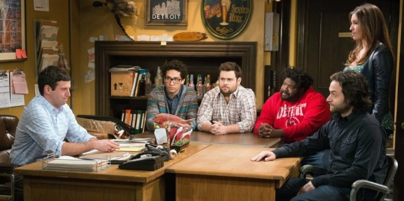 Undateable TV show ratings