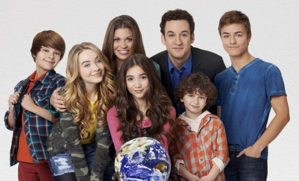 Girl Meets World TV show on Disney: season 2