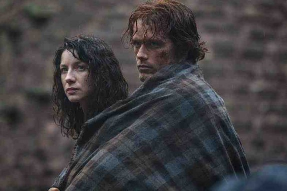 Outlander TV show on Starz: season 2