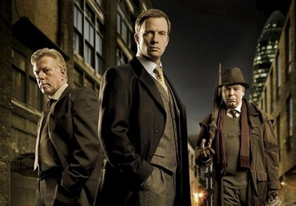 Whitechapel TV show canceled