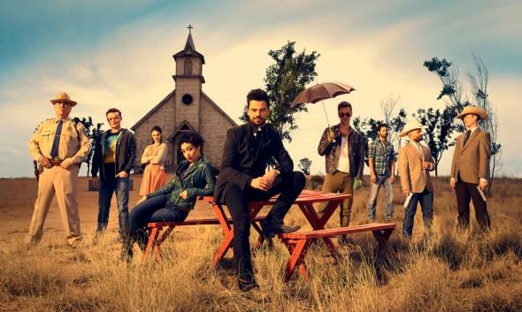 Preacher TV show on AMC (canceled or renewed?)