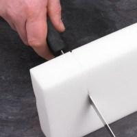Cutting Magic Eraser