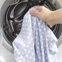 Stoffe Vorwaschen - Ein kleiner Appell an uns Ungeduldige