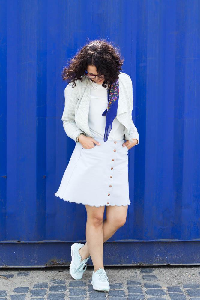 Rosari Skirt - Pauline Alice made by Tweed & Greet
