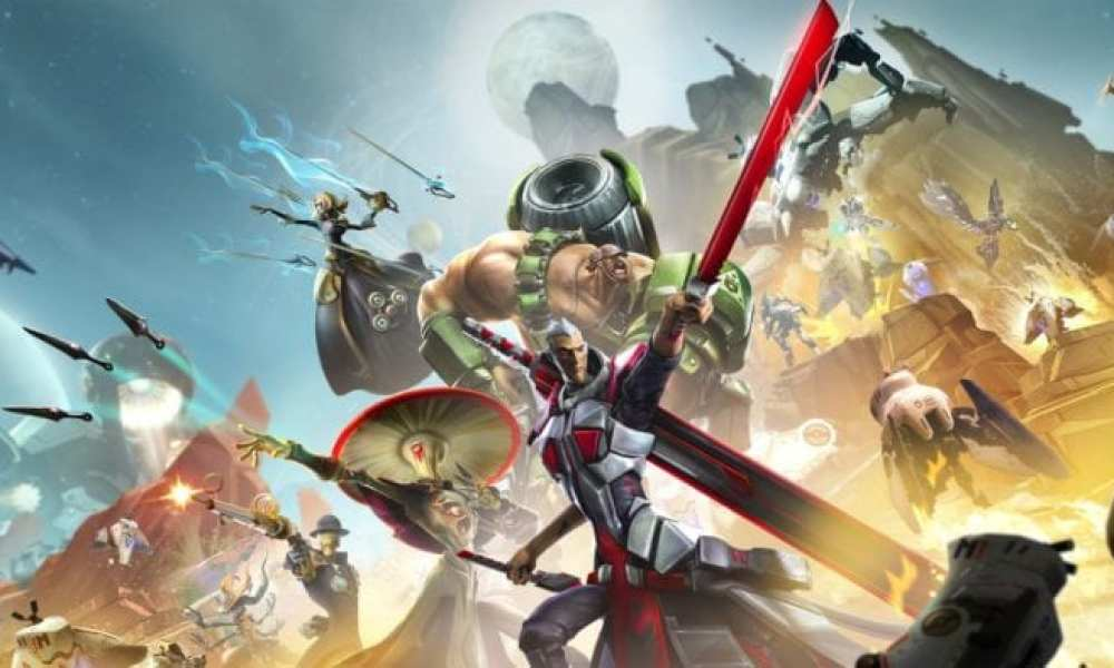 Battleborn, may, game, releases