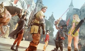 black desert online, expansion, mediah