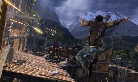Uncharted 2, , games, last gen, must play, cannot miss