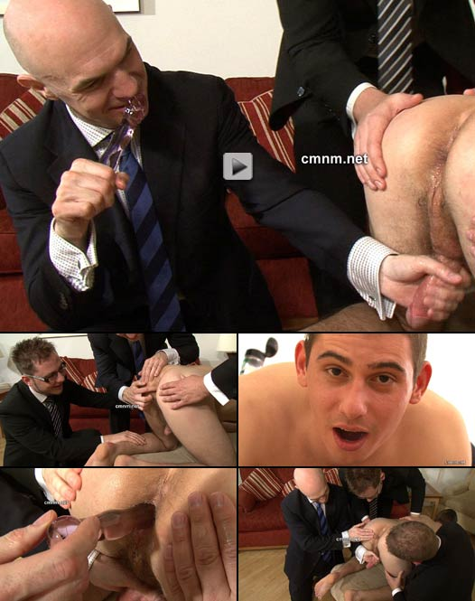 brit twik dominated and taught to take a dildo