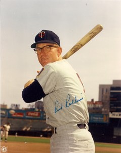 Rich Rollins - Twins 3B from 1961 - 1968