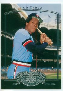 2B Rod Carew played for the Twins from 1967-1978