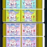 1967 Twins phantom World Series tickets. The Twins should have been there, damn Red Sox.