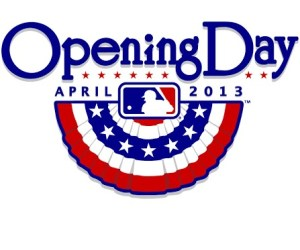 2013 opening day