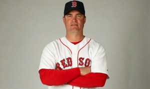 Boston Red Sox Photo Day