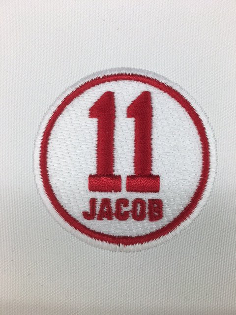 Patch that the Twins will wear.