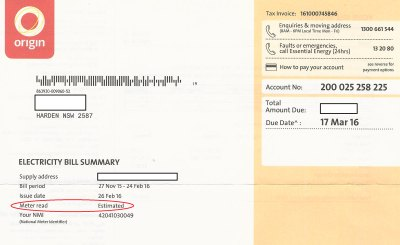 Confused By Recent Electricity Bills? So Are We – Twin Town Times