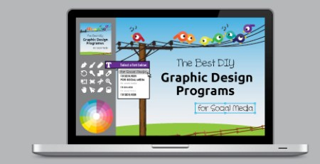 DIY graphic design image