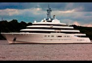 Inside Paul Allen's $160 Million Yacht 'Tatoosh'