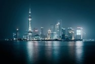 Picture of the Day: Shanghai – 1990 vs 2010