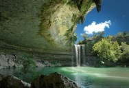 Picture of the Day: The Hamilton Pool Nature Preserve in Texas