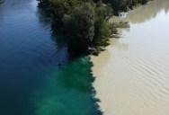 The Giola Lagoon inGreece