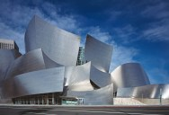 Picture of the Day: Frank Gehry's Walt Disney Concert Hall