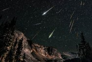 Picture of the Day: The 2013 Perseids Meteor Shower