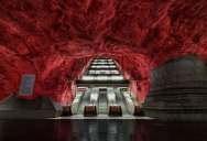 Stockholm Metro: The World's Longest Art Gallery