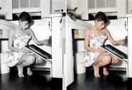 24 Historic Black and White Photos Colorized