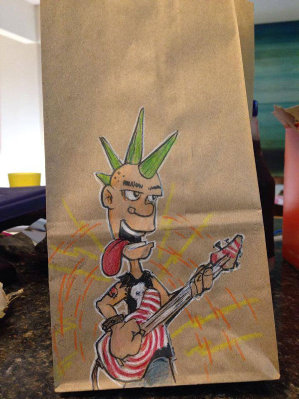 LUNCH BAG ART BY BRYAN DUNN (5)