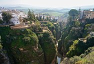 The Stunning Cliffside City of Ronda, Spain