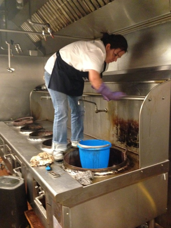 Restaurant cleaning kitchen cleaning service food for Cleaning list for restaurant kitchens