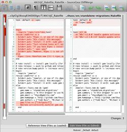 Install DiffMerge for Git on Mac OS X