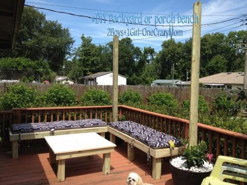 Medium Of Easy Diy Backyard Patio