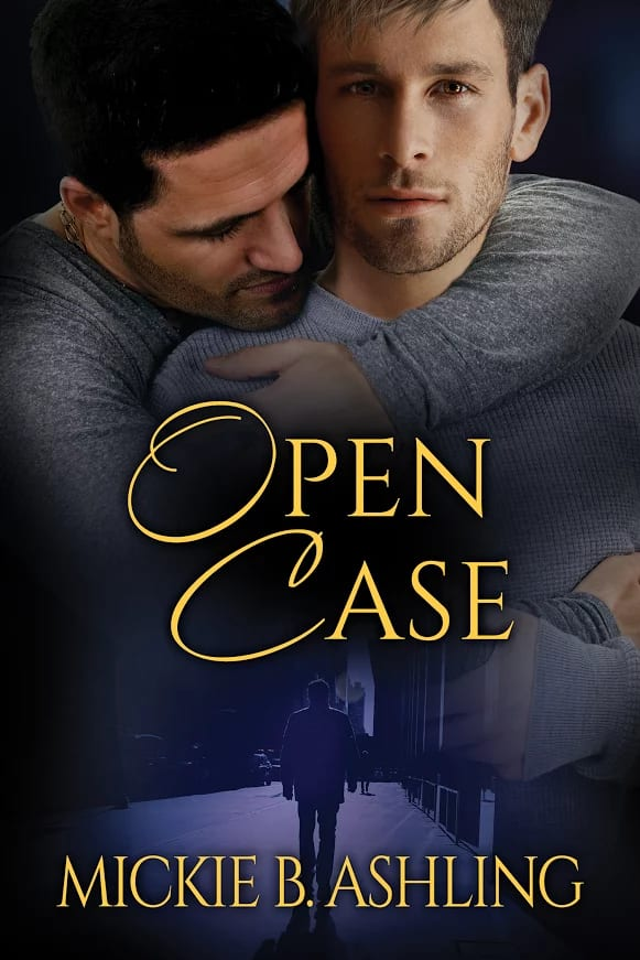 Open Case by Mickie B. Ashling: Blog Tour, Exclusive Excerpt and Giveaway