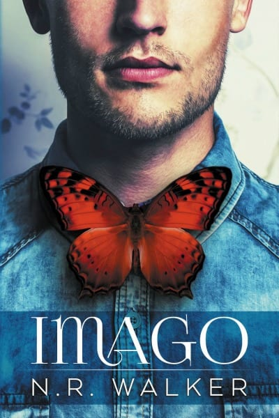 Imago by N.R. Walker: Release Day Review with Giveaway