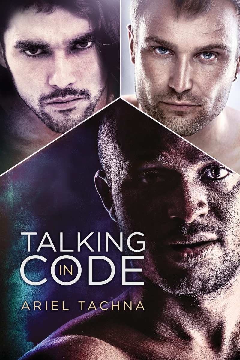 Talking In Code by Ariel Tachna: Quick Review with Giveaway