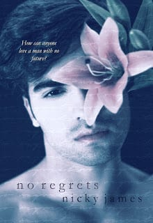 No Regrets by Nicky James: Blog Tour, Excerpt and Giveaway