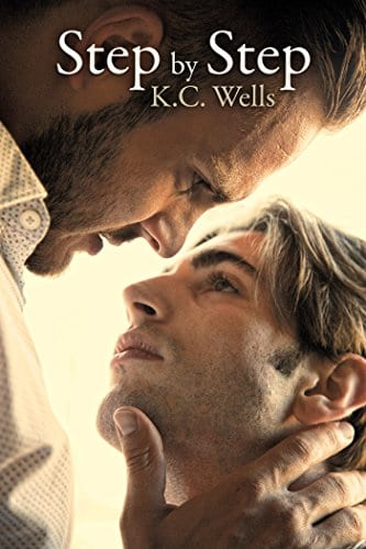 Step by Step by K.C. Wells: Blog Tour, Excerpt, and Giveaway