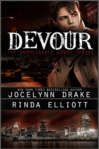 Devour by Jocelynn Drake & Rinda Elliott: Pre-Release Review and Giveaway