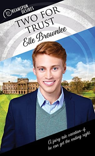 Two for Trust by Elle Brownlee: Release Day Review and Giveaway
