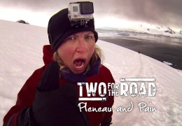 Episode 5: Whales! Penguins! and Our Antarctic Disaster…
