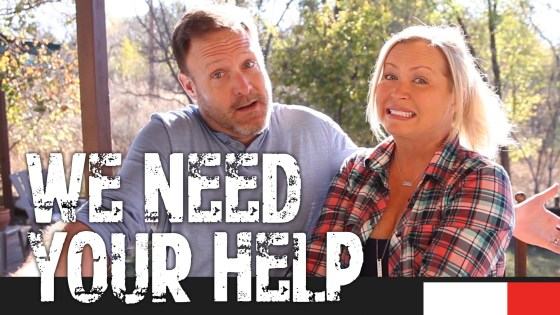 Yes! We're Coming to Public Television! But We Need Your Help…
