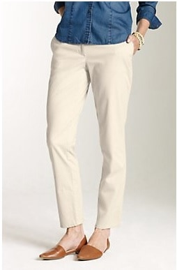 Save 30 on Chinos at Jjill