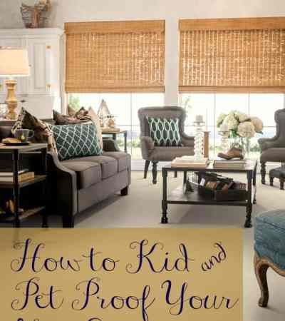 How to Keep Carpet Clean with Kids