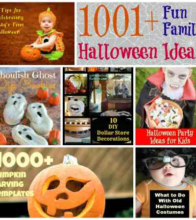 1001+ Fun Family Halloween Ideas