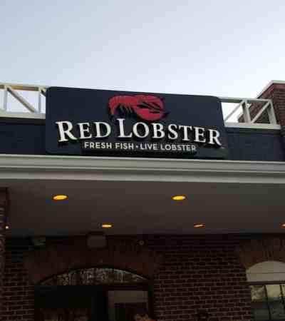 Red Lobster Endless Shrimp