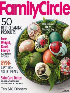 Free Magazine Subscription to Family Circle