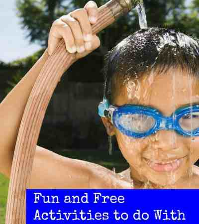 Fun and Free Activities to do With Your Kids This Summer